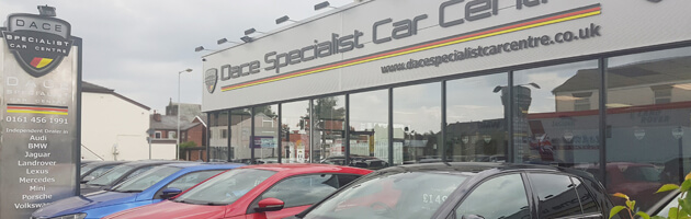 Dace Specialist Car Centre