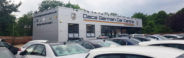 Dace German Car Centre